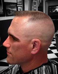 167 best military hairstyles images on pinterest male haircuts this guy was born to wear a flattop haircut solutioingenieria Images
