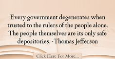 Thomas Jefferson Quotes About Alone - 1103