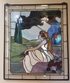 Stained Glass by Rosemary Doran - Arts & Crafts Ideas Rapid Resizer, Stencil Painting, Pencil Drawings, Stained Glass, Stencils, Arts And Crafts, Ink, Artist, Projects