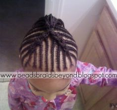 Beads, Braids and Beyond Lil Girl Hairstyles, Natural Hairstyles For Kids, Braided Hairstyles, Natural Hair Styles, Little Girl Braids, Girls Braids, Twisted Hair, Hair Journey, Braid Styles