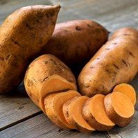 The health benefits of sweet potato go beyond what most people realize. Sweet potato nutrition facts show it is high in potassium, vitamin A and more. Sweet Potato Nutrition Facts, Fruit Nutrition, Kids Nutrition, Nutrition Tips, Nutrition Education, Watermelon Nutrition, Nutrition Activities, Nutrition Store, Vegetable Nutrition
