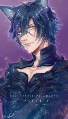 @icnsmu Tokiya Anime Wolf, Anime Neko, Manga Anime, Anime Art, Character Inspiration, Character Art, Character Design, Manga Japan, Lobo Anime