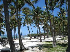 Comoros - Beach near Mitsamiouli