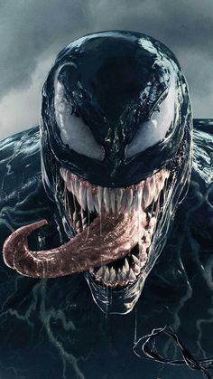 Movie: Venom: Let There Be Carnage Movie: Venom: Let There Be Carnage Sequel to the box-office hit film Venom. Marvel Comics, Marvel Venom, Marvel Villains, Marvel Heroes, Marvel Avengers, Venom 2018, Spiderman, Creation Art, Marvel Wallpaper