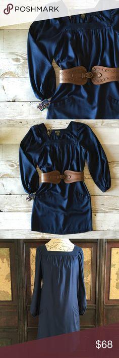 Selling this Fei Anthropologie Pullover Long Sleeve Dress XS/S on Poshmark! My username is: lolomichelleb. #shopmycloset #poshmark #fashion #shopping #style #forsale #lolomichelleb #Dress #fei #anthropolgie #longsleevedress #falldress