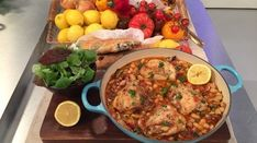 LK 110716 chicken with tuscan beans
