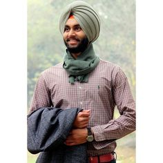 Their style game is permanently at level 9000. | 21 Photos Of Dapper Sardars That Will Inspire You To Dress Better