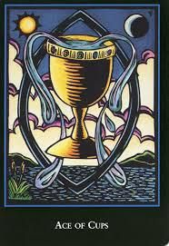 Trust  & have faith, its all working as it should. Ace of Cups Tarot