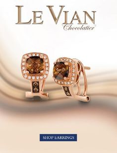 Luxury Colored Diamonds - What makes Brown Diamonds Called Chocolate Diamonds? #Chocolate_Diamonds
