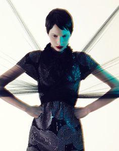 Giorgio #Armani sequin dress