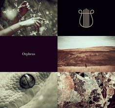 Orpheus & Eurydice 1/2