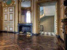 Znalezione obrazy dla zapytania Versailles appartement interieur du roi degré du roi