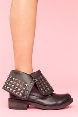 Studly Combat Boot