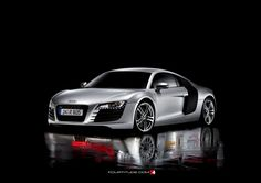 Audi R8. What a super car should be; on a road.