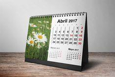 Descárgate #GRATIS nuestro #calendario2017 de mesa y no te olvides de ningún #evento importante