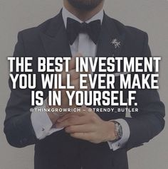 35 Boss Quotes For The Modern Entrepreneurial Gentleman - Style Estate - Boss Quotes, Me Quotes, Motivational Quotes, Inspirational Quotes, Happy Quotes, Der Gentleman, Gentleman Quotes, Gentleman Style, Great Quotes
