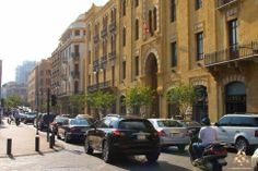 Downtown #Beirut  وسط #بيروت By Sandy Choi  #WeAreLebanon #Lebanon