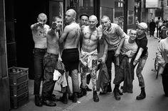 Gli skinheads di Londra - Il Post