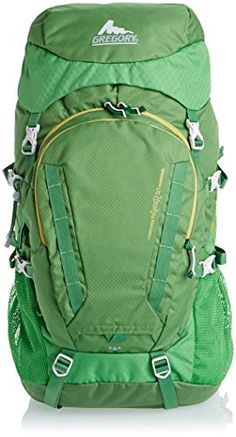 Gregory Mountain Products Wander 50 Backpack Chlorophyll Green XSmallSmall    You can find more details by 6503a8d2fd147