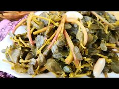 Japchae, Tacos, Yummy Food, Beef, Chicken, Canning, Ethnic Recipes, Desserts, Youtube