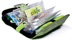 In a Pikle?  As moms, we usually are!  Fun, fully stocked and fashionable emergency bags to stow where you'll need them.