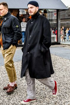Click the link for more information mens fashion tips in 2019 мужск Modern Mens Fashion, Minimal Fashion, Trendy Fashion, Winter Fashion, Casual Outfits, Men Casual, Fashion Outfits, Fashion Tips, Fashion Design