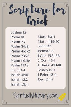 Verses for loss scriptures to comfort the grief stricken and free ebook 11 spiritual disciplines for healing through christ fandeluxe PDF