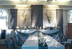 Wedding Backdrops Toronto | Wedding Decor Toronto | Wedding Decor Muskoka