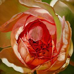 """Saatchi Online Artist Chloe Hedden; Painting, """"Constance"""" #art"""