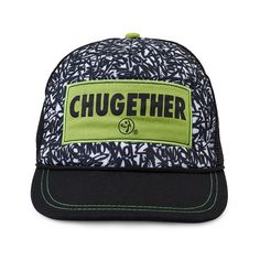 Sport one of his favourite sayings as you head to class in the all-new Chugether Trucker Hat. We love Beto and his unique way with words.