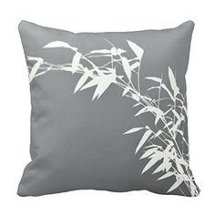 Artsy Oriental Zen Bamboo Shrub Gray White Pillow Case DI... http://www.amazon.com/dp/B01DJ8KA5Y/ref=cm_sw_r_pi_dp_67skxb07HX23M