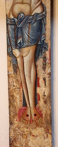 Category:Painted crucifix by Margaritone da Arezzo (Siena) - Wikimedia Commons