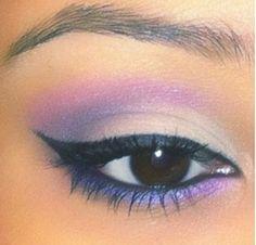 Purple Haze - Using MAC Cosmetics