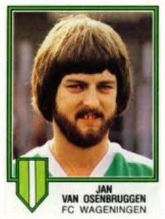 Vanosenbruggen's career was soon over but he reinvented himself as Jack Whitehall. Very much in a League of his own.