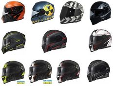 16af8fa9 Torc T14B T 14 Blinc Bluetooth Full Face Motorcycle Helmet or Replacement  Shield
