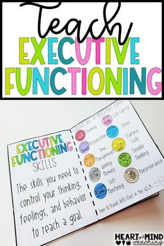 Teach Executive Functioning skills such as time management organization perseverance self-control focus task initiation metacognition flexible thinking planning and working memory. Success skills taught through a fun travel theme. Elementary School Counseling, School Social Work, School Counselor, Elementary Schools, Social Skills Lessons, Coping Skills, Counseling Activities, Therapy Activities, Group Counseling