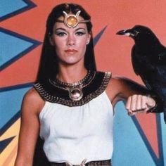 Isis TV series 1975-1976. I thought I was the only person to remember her. I was so sad when I realized that is was never coming on again.