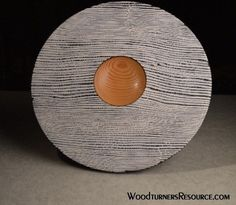 Torched Fir - WR Woodturning Gallery