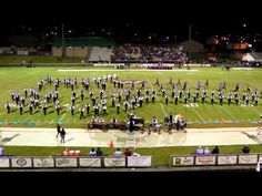 """""""Clockworks"""" Us at West. Not as good as Peach State, but higher quality video."""