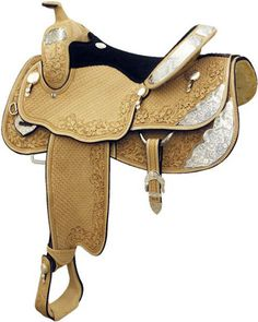 Billy Cook Denton County Show Saddle | ChickSaddlery.com