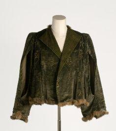 Jacket, Mariano Fortuny, c. 1934.
