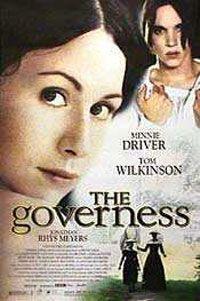 (1998) ~ Minnie Driver, Tom Wilkinson, Florence Hoath. Director: Sandra Goldbacher. IMDB: 6.2 ___________________________ https://en.wikipedia.org/wiki/The_Governess http://www.rogerebert.com/reviews/the-governess-1998