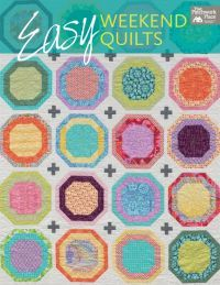 """Easy Weekend Quilts"" book from Martingale"