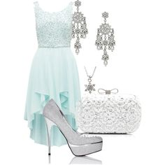 Outfit for Elsa from Frozen