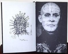 Livro Hellraiser - Renascido do Inferno de Clive Barker