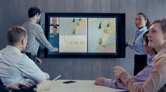 Microsoft Surface Hub - Unlock the power of the group