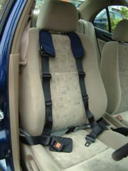 Model 19 - Crelling Harnesses Ltd Travel Car Seat, Assistive Technology, Special Needs, Car Seats, Education, Model, Disability, Autism, Joseph