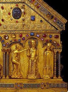 Baptism of Christ - Nicholas of Verdun