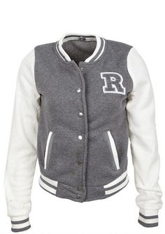 LetterMan Jacket NEED  R For Rubyy!♥