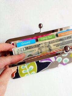 cash envelope purse